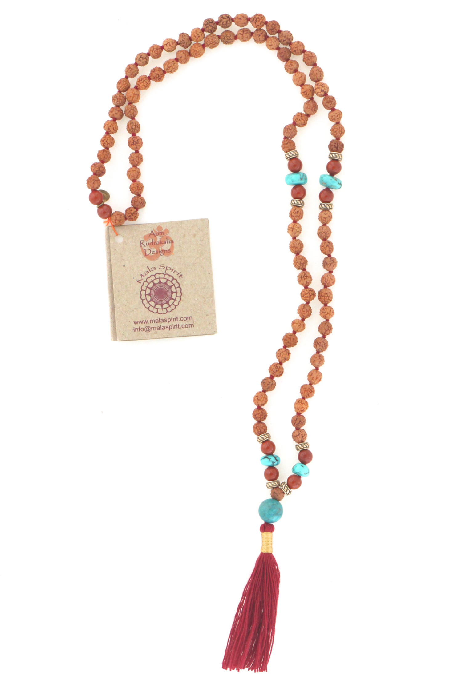 Ancient Trust mala ketting