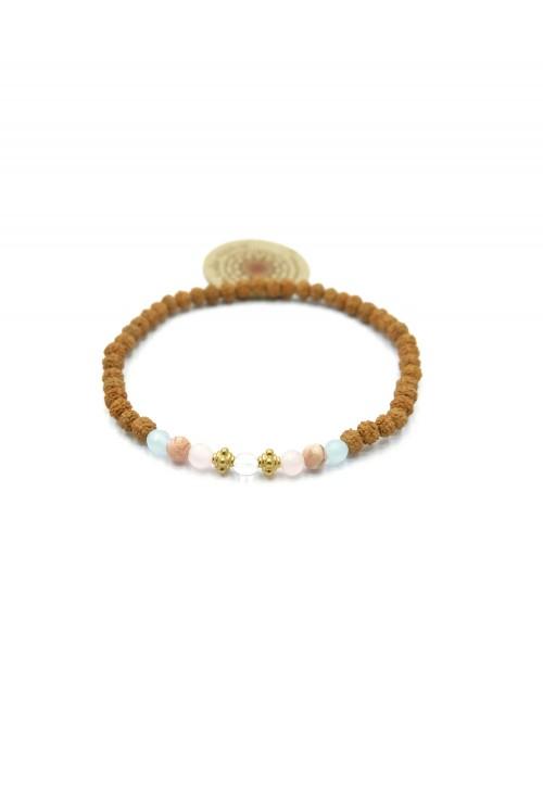 rozekwarts-armband