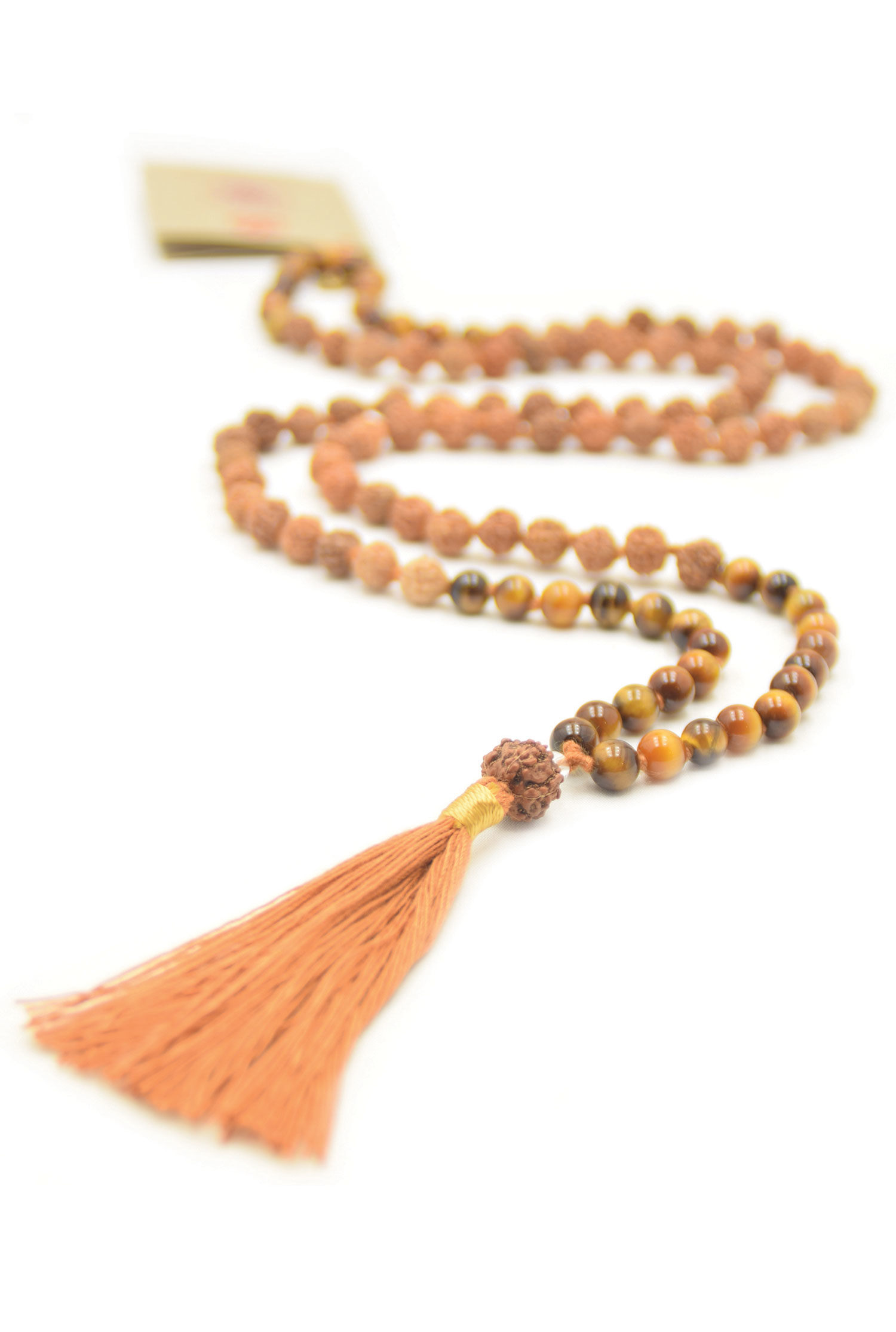 Gold Dust mala ketting