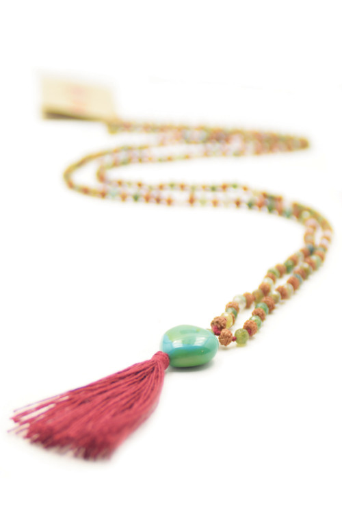 Heart of Protection mala ketting