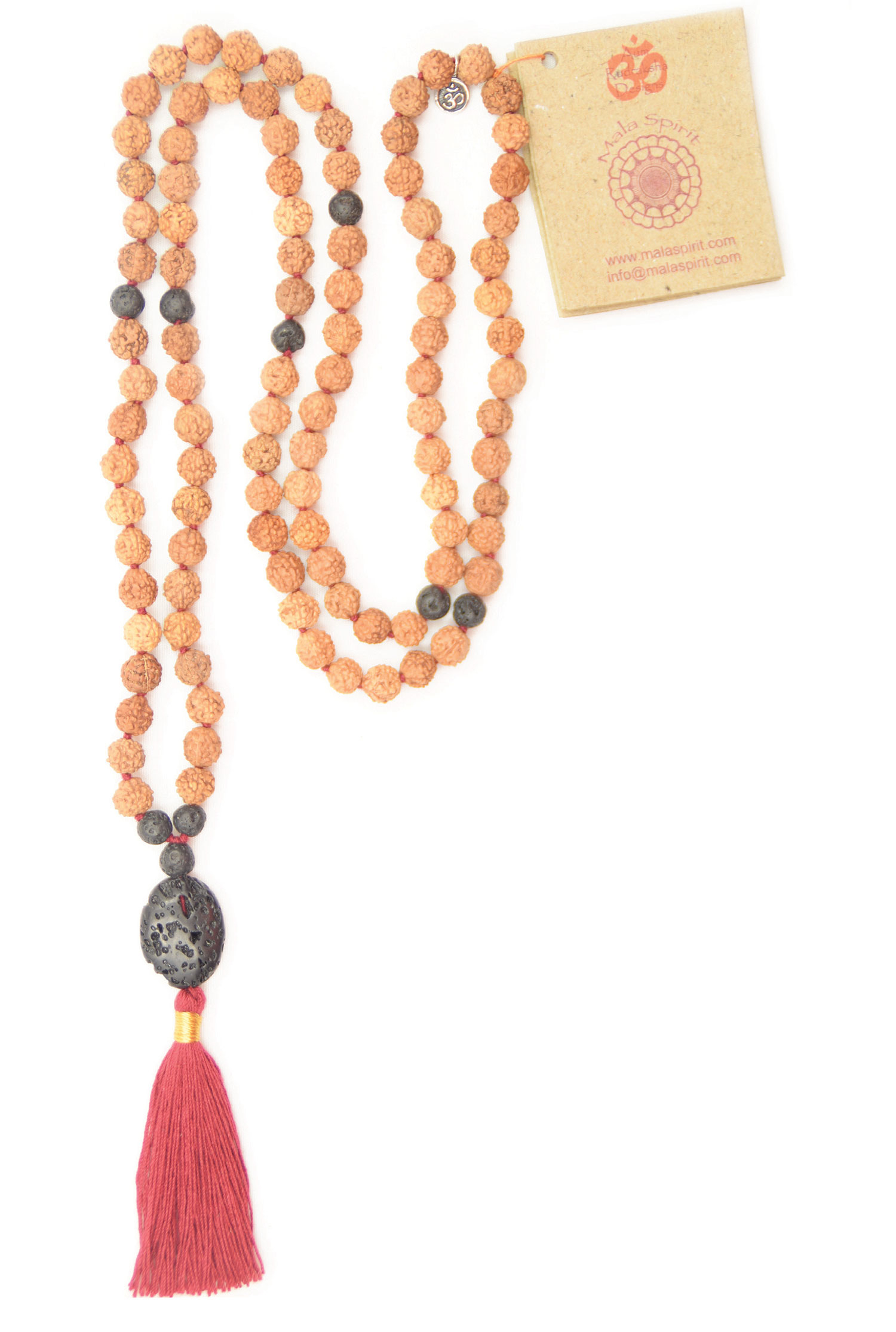 Inner Strength mala ketting