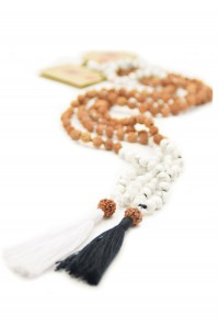 Light mala ketting